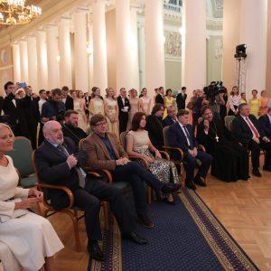 При участии членов Общественной Палаты в Санкт-Петербурге прошел Покровский бал