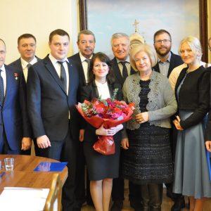 Совет Общественной палаты Санкт-Петербурга обсудил проект плана работы на 2019 год