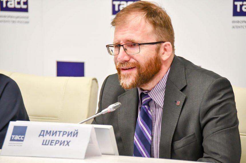 Дмитрий Шерих возглавил Санкт-Петербургское отделение Союза журналистов России