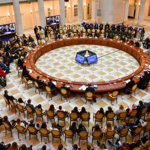 Представители Общественной палаты Санкт-Петербурга обсудили вопросы взаимодействия государства и религий
