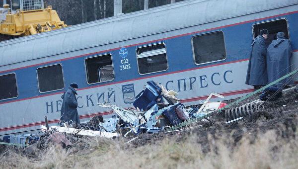 Обращение председателя Общественной палаты Санкт-Петербурга по случаю годовщины со дня крушения поезда «Невский экспресс»