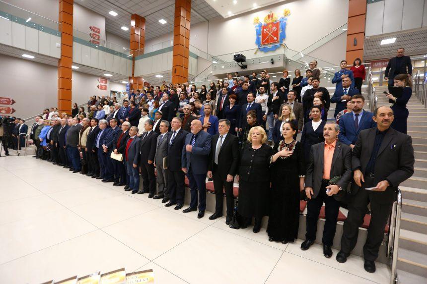 Представители Общественной палаты Санкт-Петербурга обменялись опытом в сфере межнациональных отношений с делегацией из Туркменистана
