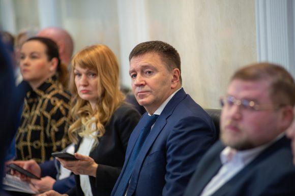 Представитель Общественной палаты Санкт-Петербурга Валерий Солдунов принял участие в круглом столе, посвящённом сохранению наследия Великой Победы