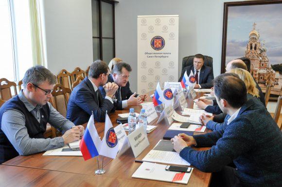 Профильная комиссия Общественной палаты взяла на контроль вопрос о местах накопления отходов в посёлке Солнечное