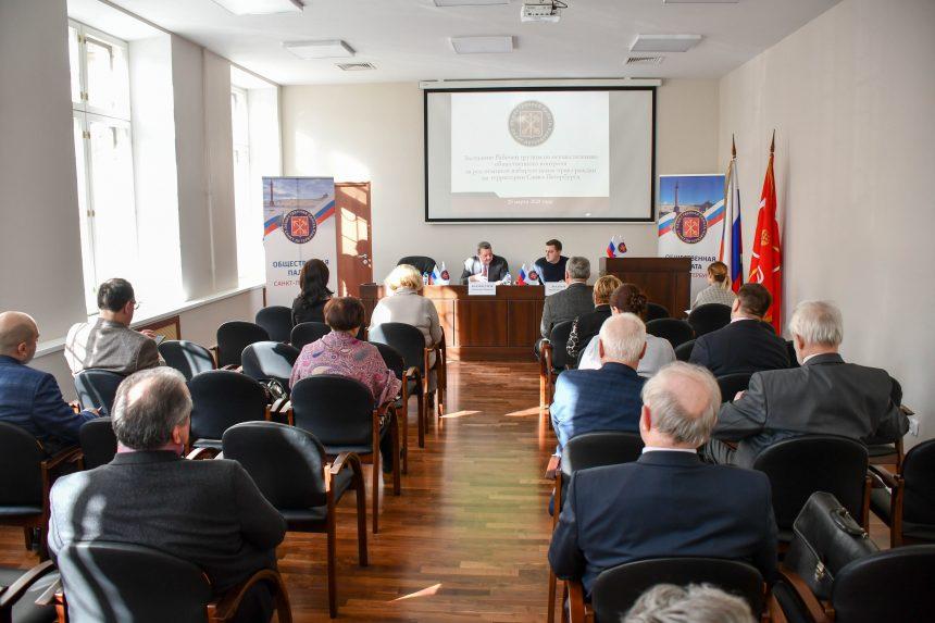 Общественная палата Санкт-Петербурга объявила о старте набора общественных наблюдателей для организации наблюдения за процедурой голосования по поправкам к Конституции Российской Федерации