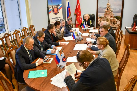 Представители Общественной палаты Санкт-Петербурга считают обращение президента страны необходимым и своевременным