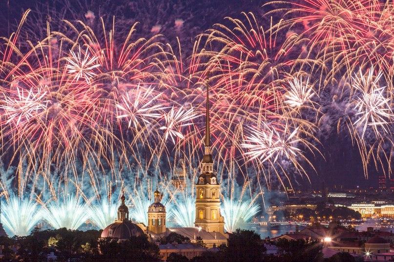 Поздравление председателя Общественной палаты Санкт-Петербурга с Днем Победы