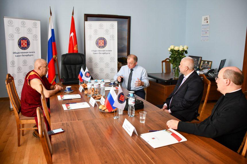 Комиссия по межнациональным и межконфессиональным отношениям определила ключевые направления деятельности на второе полугодие 2020 года
