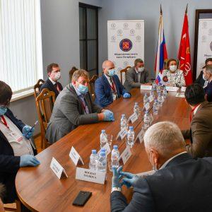 Общественная палата поделилась с международными экспертами опытом осуществления общественного контроля на общероссийском голосовании