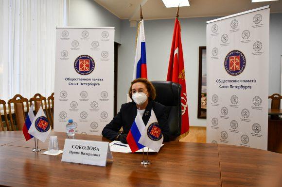 Санкт-Петербург принял участие в обсуждении опыта развития городской жизни в период распространения пандемии