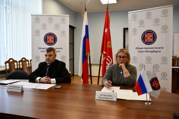 Общественная палата Санкт-Петербурга взяла на контроль готовность города к зиме