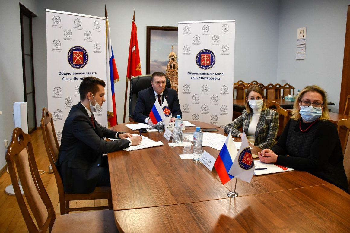 Общественная палата Санкт-Петербурга поддержала инициативу рекультивации законсервированной свалки в Приморском районе