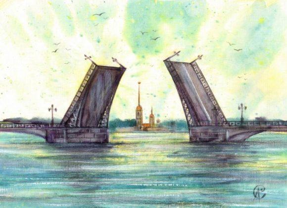 Общественная палата Санкт‑Петербурга приглашает юных петербуржцев принять участие в конкурсе рисунков