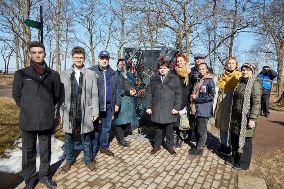 В парке «Дубки» вспомнили узников фашистских концлагерей