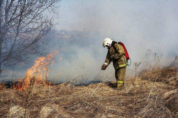 С сегодняшнего дня в Петербурге устанавливается особый противопожарный режим
