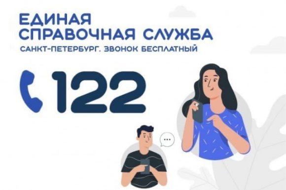 В Петербурге расширили возможности медицинской службы «122»