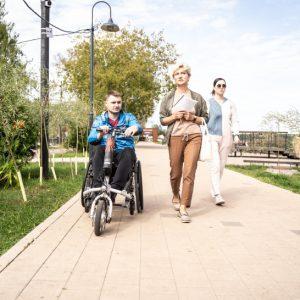 В России предложили создать рейтинг доступных для людей с инвалидностью мест