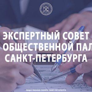 Экспертный совет при Общественной палате Санкт-Петербурга